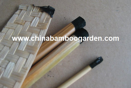 fire retardant bamboo ,reed,thatch