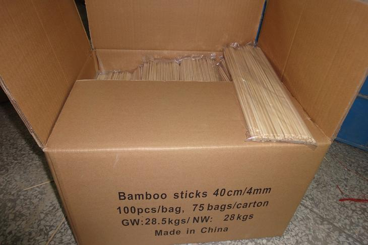 bamboo stick natural